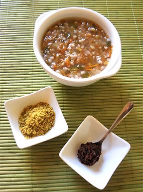 soupe complète